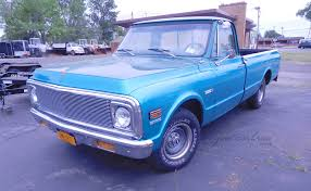 100 1971 Chevy Truck RealRides Of WNY C10