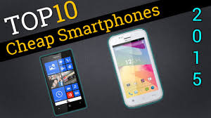 Top 10 Cheap Smartphones 2015