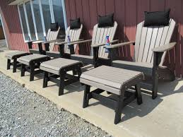 Polywood Adirondack Chair Cushions by Lancaster Poly Patios Home