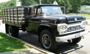 100 1959 Ford Panel Truck FSeries Wikiwand