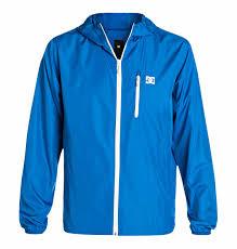 men u0027s dagup water repellent windbreaker jacket edyjk03020 dc shoes
