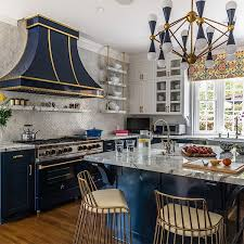 Remodel Stories A Colorful Kitchen Makeover Your Designs
