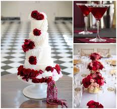 Burgundy And Pink Wedding Inspiration