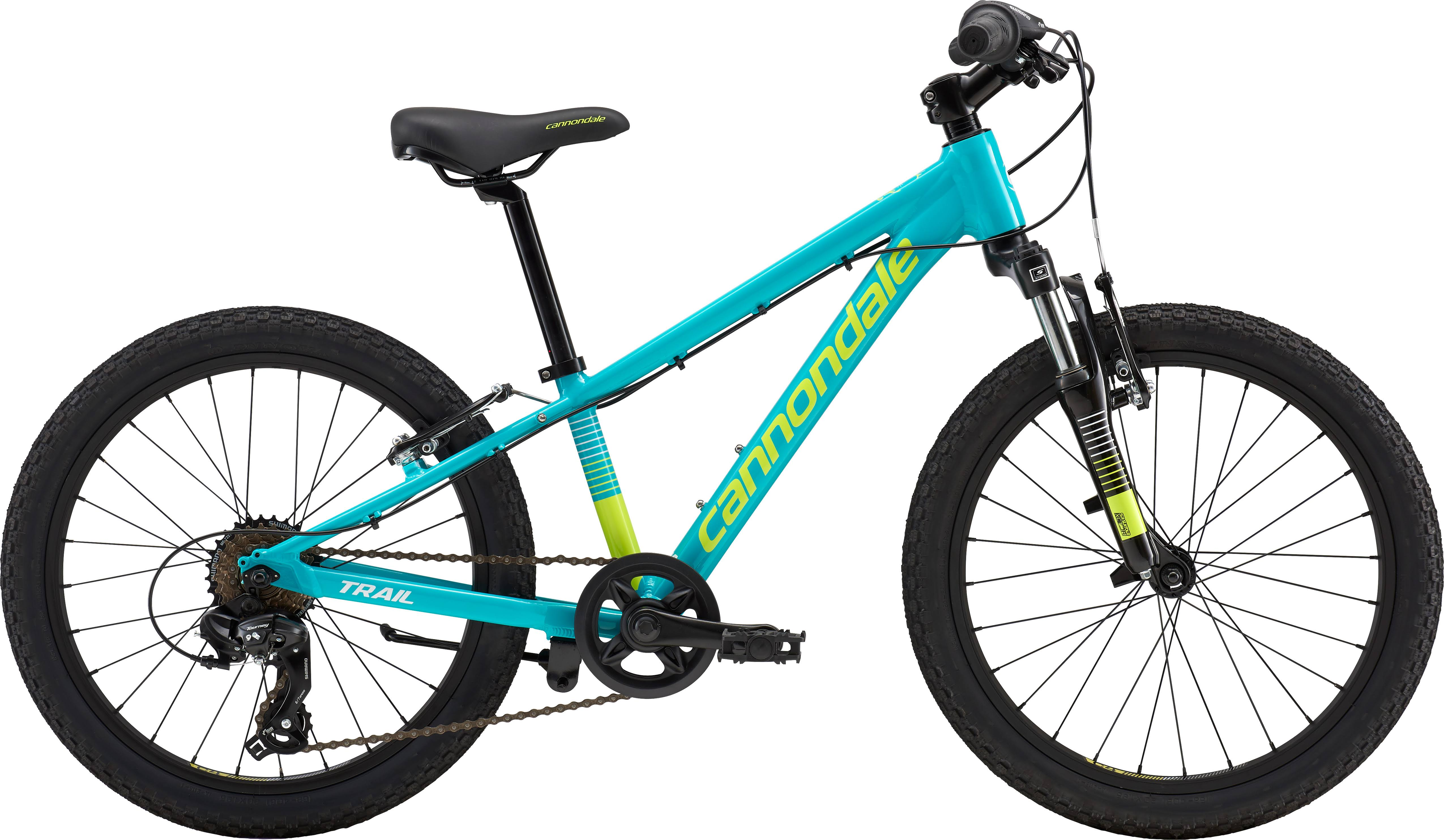 Cannondale Trail Girls 2018 Bike - Turquoise