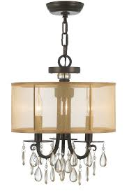 Destinations By Regina Andrew Peacock Lamp by Best 25 Drum Shade Chandelier Ideas On Pinterest Drum Shade