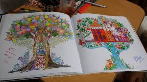 The Secret Garden Coloring Book By Masterkirie On Deviantart