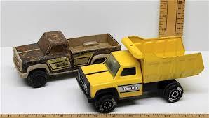2 Vintage Tonka Die Cast Trucks 7