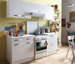 equiper sa cuisine pas cher meuble haut cuisine blanc pas cher