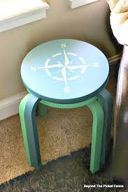 Stools Painted With Fusion Mineral Paint