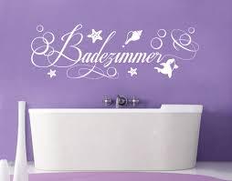 wandtattoo badezimmer