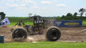 100 Monster Truck Horsepower At Jam University You Learn How To Get Big Air In 1500HP