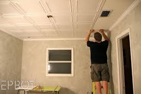 ceiling exquisite styrofoam ceiling tiles for home decor
