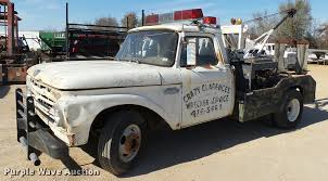 1966 Ford F350 Tow Truck | Item BM9567 | SOLD! December 28 V...