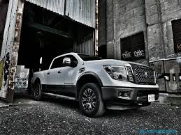 100 Nissan Titan Diesel Truck 2016 XD Review Notquite HD Pickup Makes Cannonball