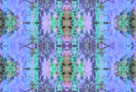 100 Cool Blue Design Kaleidoscope Twxtile Pattern Art Design Vasarenar Summer Spring 2015