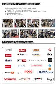 company overview taizhou donghong furniture manufacture co