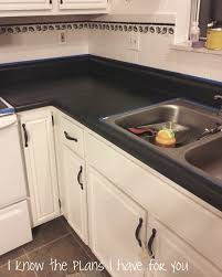 I Know The Plans I Have For You I ve PAINTED the counter tops