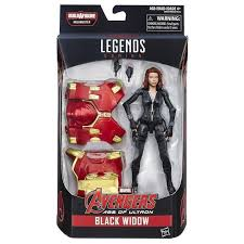Marvel Legends Avengers Age Of Ultron Black Widow Action Figure