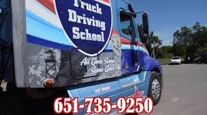 100 Las Vegas Truck Driving School Interstate Tour YouTube