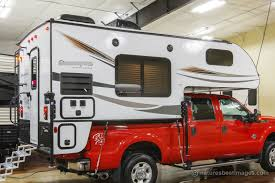 100 Pickup Truck Camper New 2018 BackPack HS8801 Slide In With