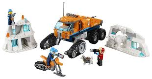 100 How To Make A Lego Truck Mazoncom LEGO City Rctic Scout 60194 Building Kit 322