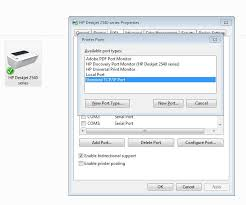 5 Click On Next The Add Standard TCP IP Port Wizard