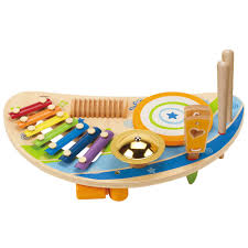 Hape Kitchen Set South Africa by Hape Mighty Mini Band Rainbow Wooden Musical Instrument Drums