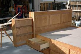 captain u0027s bed woodworking blog videos plans how to