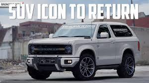 100 Ford Concept Truck Elegant 2020 Ford Bronco Video Moveweightme
