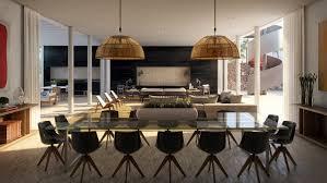 Luxury Modern Dining Room Furniture Home Furniture Ideas
