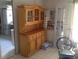 meuble cuisine vaisselier achetez meuble en pin de occasion annonce vente à chambly 60