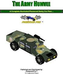 Pinewood Derby Car Design Army Humvee Pinewood Derby Car Design