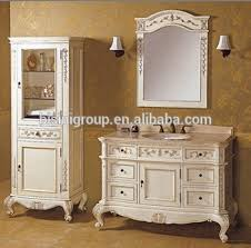 Antique Bathroom Vanity Set by French Style Bathroom Vanity Set Antique White Bathroom Furniture
