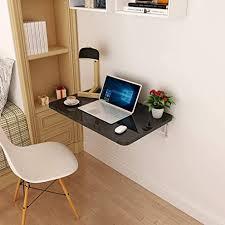 wandcomputer schreibtisch schlafzimmer wohnzimmer wandregal