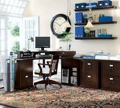 Pottery Barn Office Desk Accessories by 16 Best Office Images On Pinterest Corner Desk Desk Office And