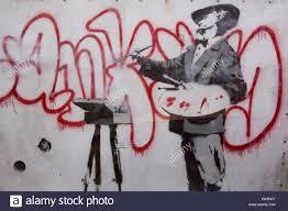 Joe Strummer Mural Portobello Road by Painting London Notting Hill Stock Photos U0026 Painting London