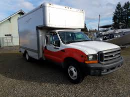 1999 Ford F-350 Box Truck U-haul | Airport Auto Rv Pawn