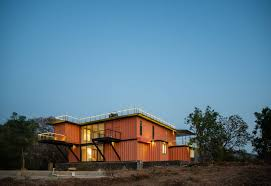 100 House Shipping Containers Mumbai Family Reuses To Build Sustainable Home