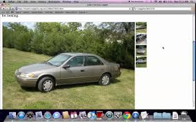 Craigslist Lincoln NE Used Cars - Toyota Camry Models For Sale By ...