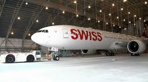 boeing 777 extended range boeing 777 300er swiss air lines hd