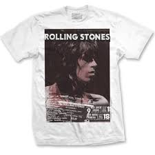 rolling stones keith vintage live mens t shirt