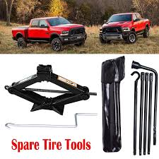 Amazon.com: For 02-2015 Dodge Ram 1500 Spare Tire Lug Wrench Tools ... Wynnsky Ideal 60 Pieces Tire Repair Tools Kitplug Flat And Gifford Llc Authorized Dealer Of Snapon Tire Changer Mount Demount Tool Tools Tubeless Truck 7 Pieces 1 Set 7mm Diameter Car Tyre Valve Stem Puller Core Remover Costway 175 To 24 Changer Steel Alinum Tire Changer Truck Chaing 34 Id3387 End 3142019 912 Am 42 Id2287 Screwdrivers One Way For Motorcycle 8milelake 56pcs Heavy Duty Kit Atv
