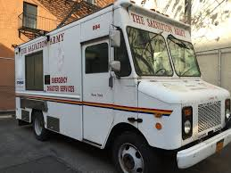 Salvation Army Fleet Reduction -