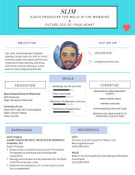 RTF] Radio Show Host Resume - 8.4MB