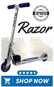 Razor Are An American Icon Brand Of Scooters That Have Been In Existence Since The Year 2000