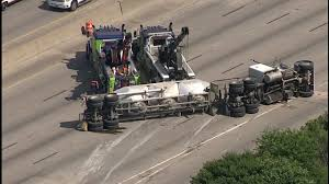 Truck Crash Cleared On 610 East Loop Southbound At Clinton | Abc13.com A View Of An Overturned Truck On Highway In Accident Stock Traffic Moving Again After Overturned 18wheeler Dumps Trash On Truck Outside Of Belvedere Shuts Down Sthbound Rt 141 Us 171 Minor Injuries Blocks 285 Lanes Wsbtv At Millport New Caan Advtiser Drawing Machine Photo Image Road Brutal Winds Overturn Trucks York Bridge Abc13com Dump Blocks All Northbound Lanes I95 In Rear Wheels Skidded Royalty Free