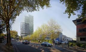 100 Source Chiswick Park Planning Inquiry Begins Into Studio Egret Wests Curve