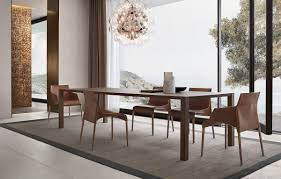 Leather Dining Chairs Prove Elegance Is Timeless