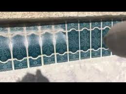 yorba pool tile cleaning repair superior pool tile