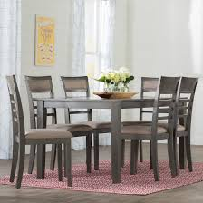 Gracie Oaks Edouard 7 Piece Dining Set & Reviews | Wayfair Costco Agio 7 Pc High Dning Set With Fire Table 1299 Piece Kitchen Table Set Mascaactorg Ding Room Simple Fniture Of Cheap Table Sets Annis 7pc Chair Fair Price Art Inc American Chapter 7piece Live Edge Whitney Piece Trestle By Liberty At And Appliancemart Intercon Belgium Farmhouse Rustic Kitchen Island Avon Oval Dinette Kitchen Ding Room With 6 Round With Chairs 1211juzxspiderwebco 9 Pc Square Dinette Ding Room 8 Chairs Yolanda Suite Stoke Omaha Grey